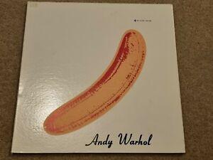The Velvet Underground & Nico Andy Warhol Banana US Import Sleeve UK Vinyl VG++