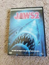 ** Jaws 2 (DVD, 2001)