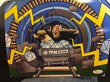 Dan TDM Signed 8x10 Photo Mine Craft Rare JSA You Tube D9