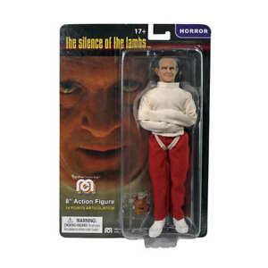 Mego Hannibal Lecter in Straightjacket Action Figure