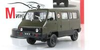 UAZ 3972 AutoLegends USSR 1990. Diecast Metal model 1:43. Deagostini. NEW