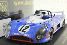 SRC 01104 MATRA 670B LE MANS 1973 NEW 1/32 SLOT CAR IN DISPLAY CASE