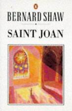 Saint Joan by George Bernard Shaw (1989, Paperback)
