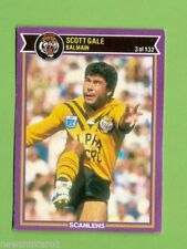 Balmain Tigers 1987 Season NRL & Rugby League Trading Cards