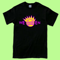 NEW RARE Ween God Satan Symbol Men's T-Shirt Black White S-2XL