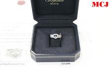"Chopard ""Happy Diamonds"" 18K White Gold 0.80 Carat Diamonds (Total) Ring"