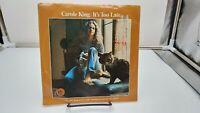 "Carole King - It's Too Late 7"" Vg+ Ode-66015 Vinyl 45 USA 1971 VG++ cVG+"