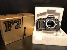 NIKON F3 + Nikkor 180mm f/2.8 ED AI + NIKKORMAT EL (to check)