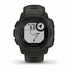 Garmin Instinct Graphite | 010-02064-00 | GARMIN AUTHORIZED DEALER