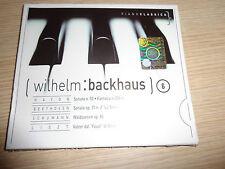 CD N° 6 PIANO CLASSICA WILHELM BACKHAUS HAYDN BEETHOVEN SCHUMANN LISZT SONATA
