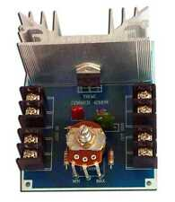 Electronic Dimmer 4000W Assembled Kit 110-240VAC Lamp / Oven TRIAC BTA41-600B