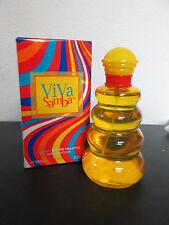 Samba Viva by Perfumer's Workshop -Women - 3.3 oz EDT SP NEW IN BOX