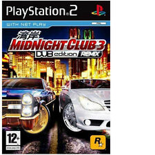 Midnight Club 3 - Dub Edition Remix  Sony PS2  *Offrent Superieure - Comme neuf*
