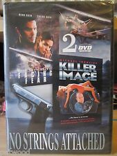 Double Feature: Facing Fear / Killer Image (DVD, 2005, 2-Disc Set), NEW