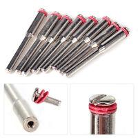 3.17mm Mandrel Shank Diamond Screw Cut-off Wheel Holder Rotary Tool