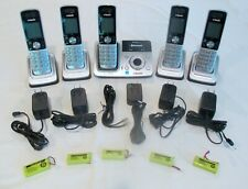 VTECH CORDLESS PHONE SYSTEM DS6321-3 BLUETOOTH - EXPANDED TO 5 HANDSETS