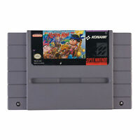 The Legend of the Mystical Ninja (SNES, 1992) Authentic Tested Works