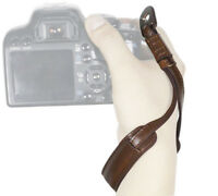 PU Leather Camera Strap Wrist Hand Straps Grip for Finepix Fuji Fujifilm X30 X20