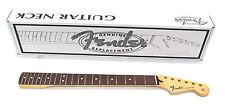 Fender Stratocaster Strat Neck Rosewood Med Jumbo 21 Fret 099-4600-921