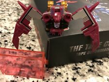 New listing Toy House Factory Transformers Mp Scale Ratbat 🇺🇸 Soundwave Cassette Tape