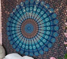 Tapestry Hippie Mandala Wall Hanging Bohemian Bedspread Throw Indian Decor Dorm