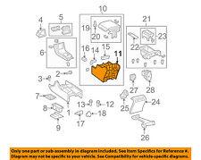 TOYOTA OEM 07-11 Tundra-Console Base 588200C060E0