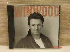 *CD Winwood - Roll With It                                                    B3