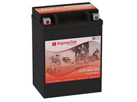 Yuasa YTX14AH-BS Battery (Replacement) by SigmasTek