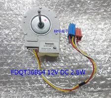 Siemens / Bosch refrigerator fan motor Panasonic FDQT36BS4 12v DC 2.8W in nom