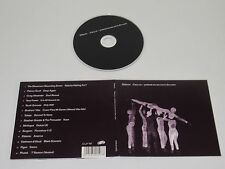 EFDEMIN/CARRY ON - PRETEND WE ARE NOT IN THE ROOM(CURELE018CD) CD ALBUM DIGIPAK