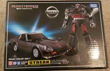 Takara Tomy - Transformers Masterpiece - Streak (MP-18) Bluestreak Authentic