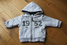 Baby-Jacken,-Mäntel & -Schneeanzüge für Jungen mit Baumwollmischung ohne Muster
