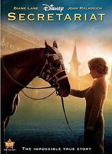 Secretariat (DVD, 2011) Diane Lane Dylan Walsh NEW