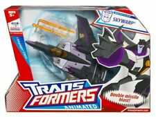 Transformers Animated Voyager Class Figure Skywarp Decepticon - NEW IN BOX
