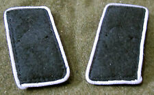 WWII GERMAN LUFTWAFFE HG ARMOR PANZER TANK COLLAR TABS-ENLISTED