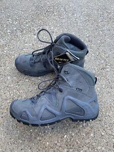 Lowa Zephyr GTX Mid TF Op Boots Men's Size US 11 / EU 44.5 Wolf Grey