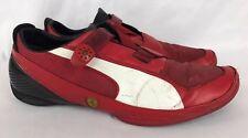 8442c1e12f5e PUMA Ferrari Shoes Red Puma Mostro Style Sneaker Mens US Size 13 •pre-owned