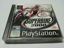 SUPERBIKE 2000  PS1  PLAYSTATION ONE