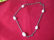 """Liv Oliver Emerald and Pearl Necklace, 18""""  NWT"""