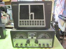 Hallicrafters Sx-99 Shortwave Ham Radio Receiver + R-46B Speaker Both, working