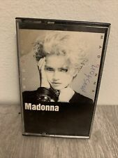 Madonna - Madonna 1983 (Audio Cassette) Sire Records 9 23867- 4 Tape self titled
