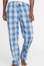 NWT OLD NAVY  MENS COTTON LOUNGE SLEEP PANT PLAID PANTS