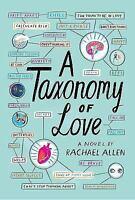 Taxonomy of Love by Allen, Rachael