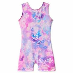 Leotards for Girls Gymnastics 2t 3t Toddler Girls Baby Girls Biketards Dance ...