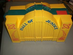 1984 Kenner - DC Super Powers Hall Of Justice
