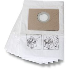 FEIN Dustex Fleece Filter Bags x5 - For Dustex 25L