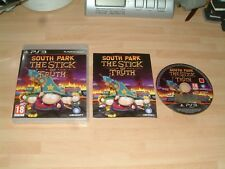 SOUTH PARK THE STICK OF TRUTH ......SONY PS3 PLAYSTATION 3 GAME