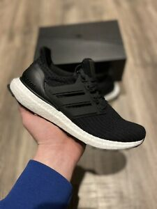 Adidas Ultraboost 4.0 'Core Black' Women's Running Shoes BB6149