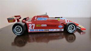 Mattel Hot Wheels 1:25  Ferrari 126 C  Formel 1    K-A141