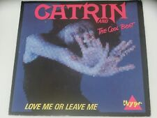 Catrin And The Cool Beat Love Me Or Leave Me 7 Inch